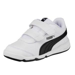 Puma Urban - street Stepfleex 2 Sl V Infant White / Black - Taille EU 22