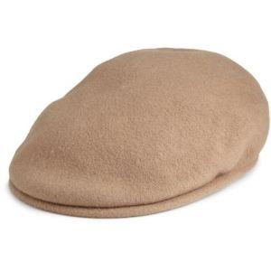 Kangol Bonnet Homme - Wool 504, Camel, Small