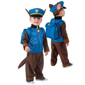 Déguisement enfant policier Chase Pat' Patrouille