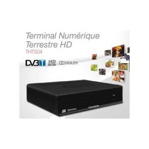 Thomson THT504 + - Adaptateur TNT HD MPEG 4