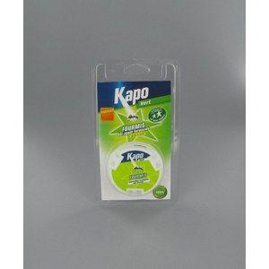 Kapo Fourmis piège Vert - Boîte appât 10 g
