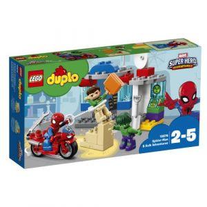 Lego 10876 - Duplo Super Heroes : Les aventures de Spider-Man et Hulk