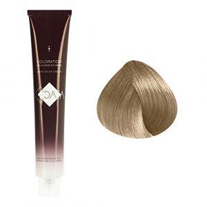 Edaïa Coloration permanente 10/0 : Blond très clair éclaircissant, Crème 100ml