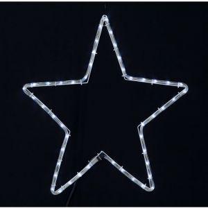 Étoile lumineuse 48 LED (200 x 52 cm)
