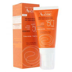 Avène Crème solaire teintée très haute protection SPF 50+ (50 ml)