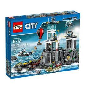 Lego 60130 - City : La prison en haute mer