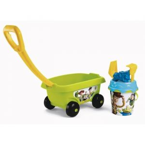 Smoby Chariot de Plage Garni - Toy Story 4