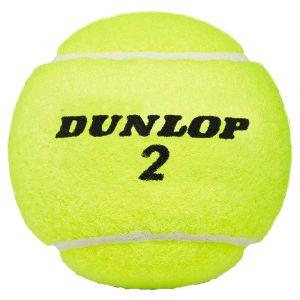 Dunlop Balles tennis Australian Open - Yellow - Taille 3 Balles