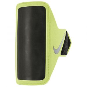 Nike Housses et étuis -accessories Lean Arm Band - Ghost Green / Black - Taille One Size