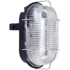 Brennenstuhl Lampe ovale IP44 60W noire