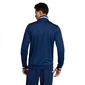 Adidas Team19 Track Jacket Veste de survêtement Homme, Team Navy Blue/White, FR : S (Taille Fabricant : S)