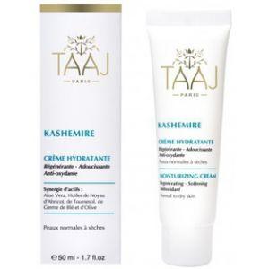Taaj Paris Kashemire - Crème hydratante texture légère