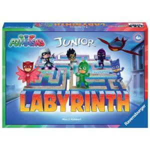Ravensburger Jeu de société Junior Pyjamasques Labyrinthe