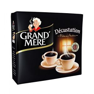 Grand' mère GRAND MERE Café Dégustation Moulu 500 g