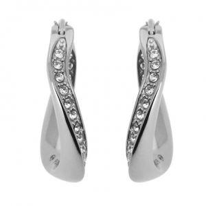 Fossil JF01144040 - Boucles d'oreilles pour femme
