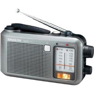 Sangean MMR-77 - Radio analogique de poche dynamo