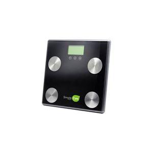 Konix Simple Care - Pèse-personne et impédancemètre connectée