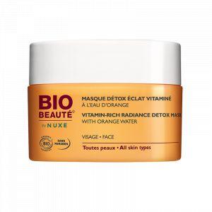 Bio Beauté (by Nuxe) Orange - Masque détox éclat vitaminé