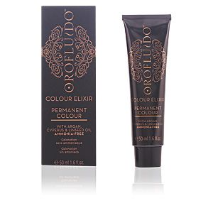 Orofluido Colour Elixir 8 Blond Clair - Coloration permanente sans amonique