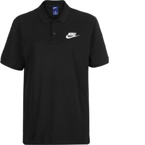 Nike Polo Sportswear pour Homme - Noir - Taille XL - Homme