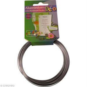 Vaessen Creative Fil aluminium 1mm (10m)