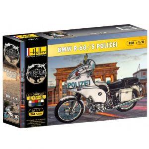Heller 52993 - Maquette moto Kit complet BMW R-60/5 Police