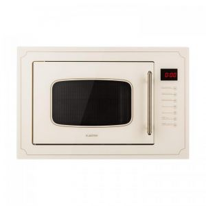 Klarstein Victoria 25 - Four micro-ondes encastrable Grill