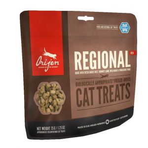 Orijen Regional Red Cat Treats chat 35 g