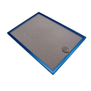 Sauter 62935 - Filtre métal anti graisse (318 x 234 mm) (à l'unité) pour hotte