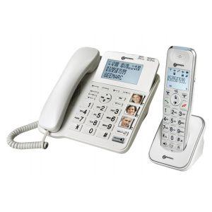 Geemarc Amplidect Combi 295 - Téléphone filaire