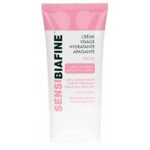 Biafine Sensibiafine - Crème visage hydratante apaisante riche