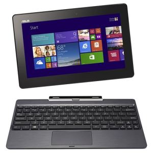 "Asus Transformer Book T100TA-DK002H - Tablette tactile 10.1"" sous Windows 8 32 bits"