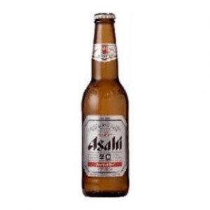 Asahi Super dry - 33 cl - Bière Blonde du Japon