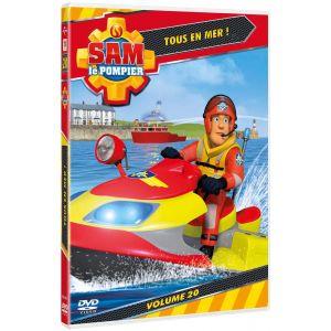 Image de Sam le pompier, vol. 20 : tous en mer [DVD]