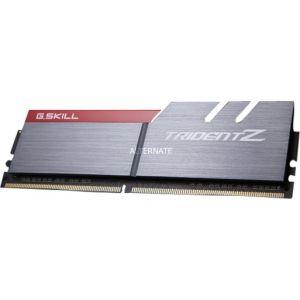 G.Skill F4-3000C15D-16GTZB - Barrette mémoire Trident Z 16 Go (2 x 8 Go) DDR4 3000 Mhz Cas 15
