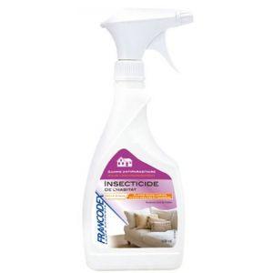 Francodex Traitement anti-parasitaire de l'environnement en spray pour chat (500ml)