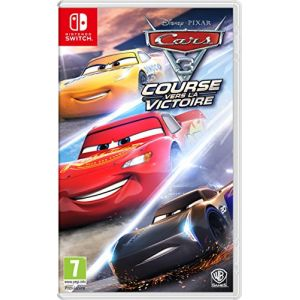 Cars 3 : Course vers la Victoire [Switch]