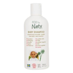 Naty by Nature Babycare ECO Shampoing bébé 200 ml