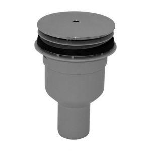 Duravit Vidage pour reveveur de douche vertical avec trou 90mm chrome 790269000001000