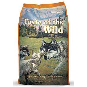 Taste of the wild Croquettes chien High Prairie Puppy : 13,61 kg