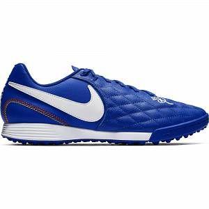 Nike Chaussure de football pour surface synthétique TiempoX Legend VII Academy 10R - Bleu - Taille 43 - Unisex