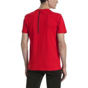 Puma Tee shirt a manches courtes scuderia ferrari big shield tee f1 s