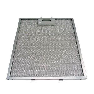 AEG 37197 - Filtre métal anti-graisse (à l'unité) 265 x 304 mm pour hotte