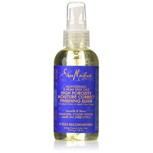 Shea Moisture High Porosity Moisture-Seal Finishing Elixir