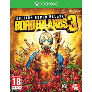 Borderlands 3 Super Deluxe [XBOX One]