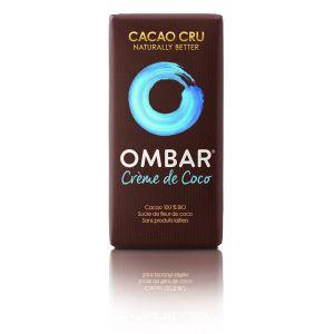 Ombar Chocolat cru Crème de coco 35g