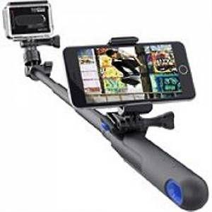 """SP Gadgets Perche d'extension de camera Noir 40"""""""