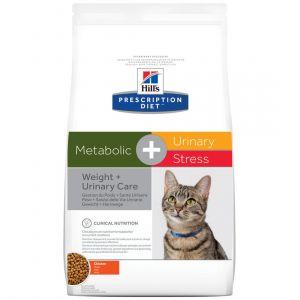 Hill's Feline Metabolic + Urinary Stress - Sac 1,5 kg