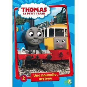 Thomas le petit train - Saison 1, Volume 2 : Une nouvelle arrivée