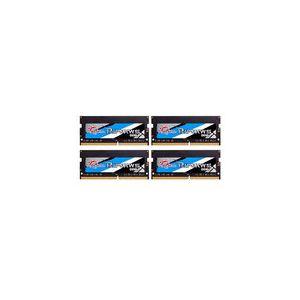 G.Skill RipJaws Series SO-DIMM 32 Go (4 x 8 Go) DDR4 2666 MHz CL19